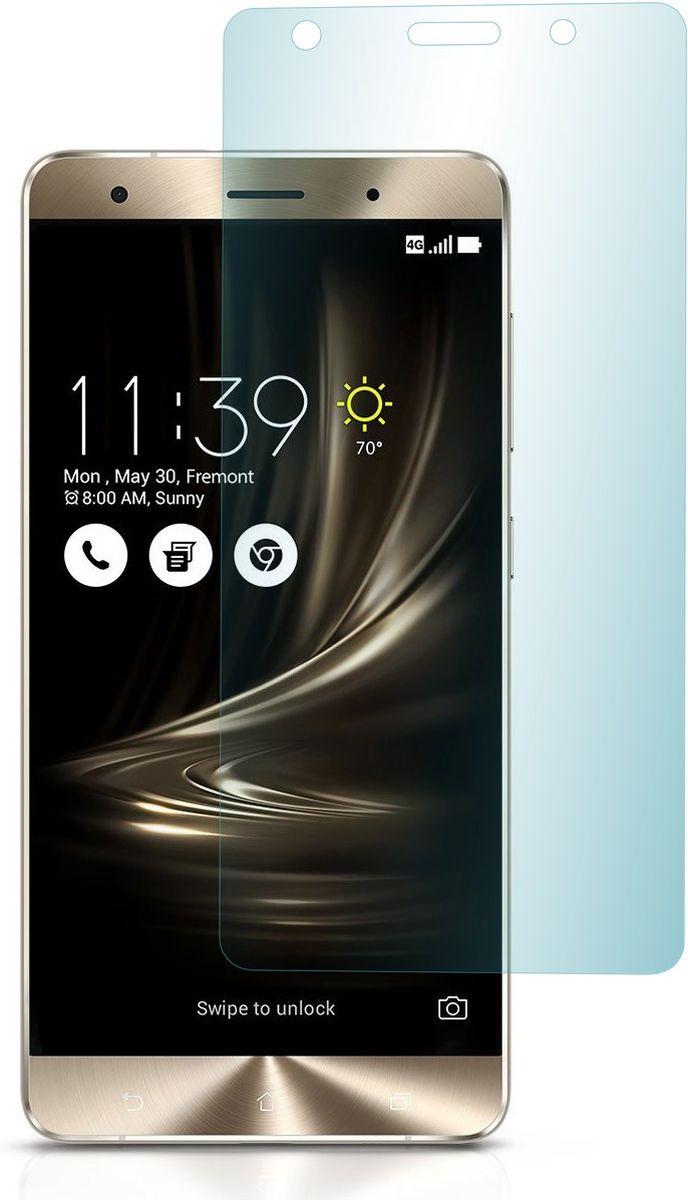 Skinbox защитное стекло для ASUS ZenFone 3 (ZS570KL), глянцевое2000000096858SkinBOX защитное стекло для Asus Zenfone 3 ZS570KL (0,33мм, 9H), glossy