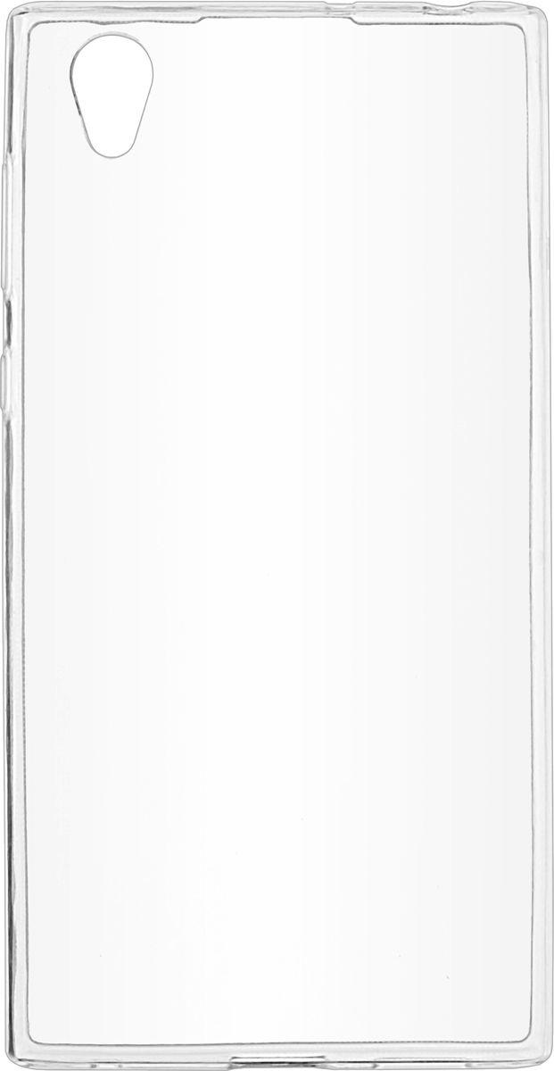 Skinbox Slim Silicone чехол для Sony Xperia L, Clear2000000139807Чехол надежно защищает ваш смартфон от внешних воздействий, грязи, пыли, брызг. Он также поможет при ударах и падениях, не позволив образоваться на корпусе царапинам и потертостям. Чехол обеспечивает свободный доступ ко всем функциональным кнопкам смартфона и камере.