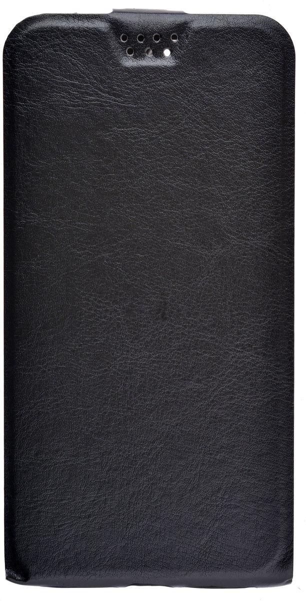 Skinbox Slim чехол для Apple iPhone 7 Plus, Black2000000111490Чехол надежно защищает ваш смартфон от внешних воздействий, грязи, пыли, брызг. Он также поможет при ударах и падениях, не позволив образоваться на корпусе царапинам и потертостям. Чехол обеспечивает свободный доступ ко всем функциональным кнопкам смартфона и камере.