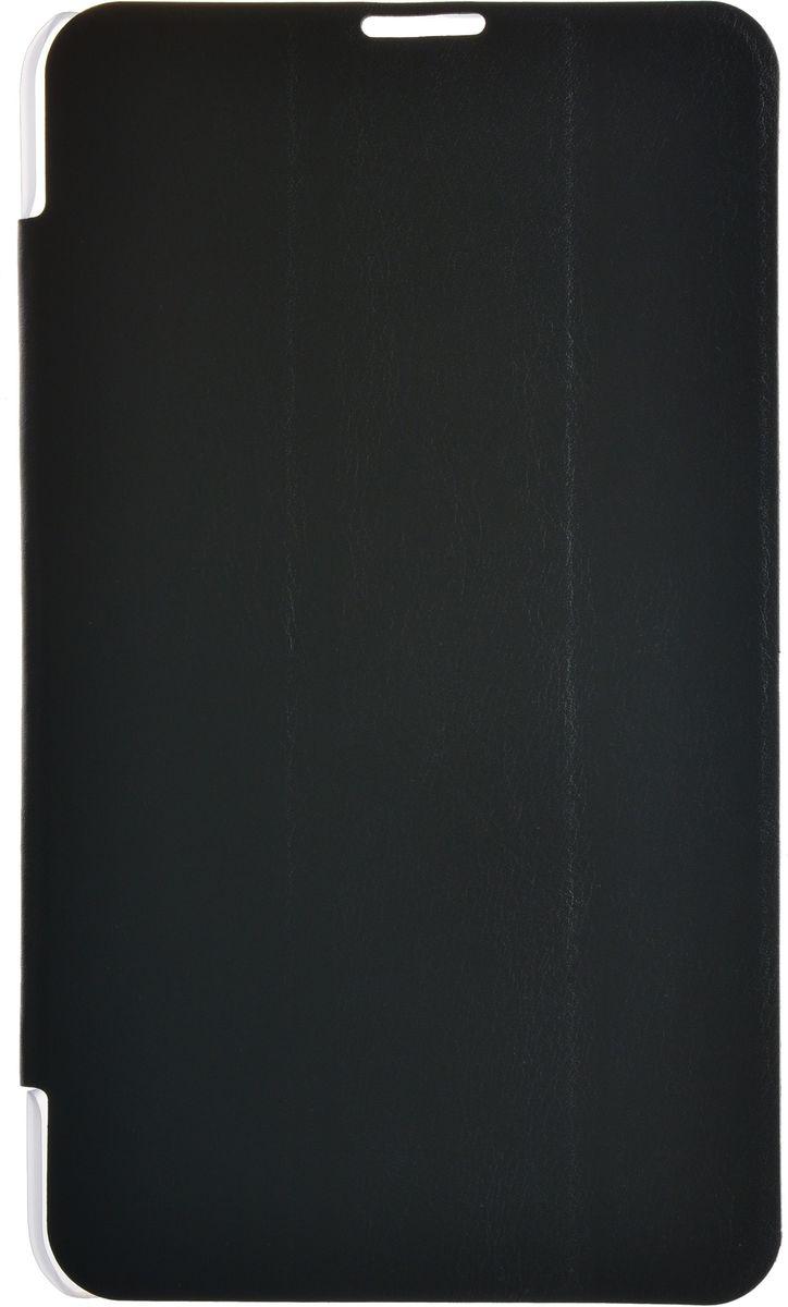 ProShield Slim Case чехол для Digma Hit, Haier Hit, Irbis Hit, BQ 7010/7008, Prestigio WIZE 3147, Black2000000096964Чехол надежно защищает ваш планшет от внешних воздействий, грязи, пыли, брызг. Он также поможет при ударах и падениях, не позволив образоваться на корпусе царапинам и потертостям. Чехол обеспечивает свободный доступ ко всем функциональным кнопкам планшета и камере.