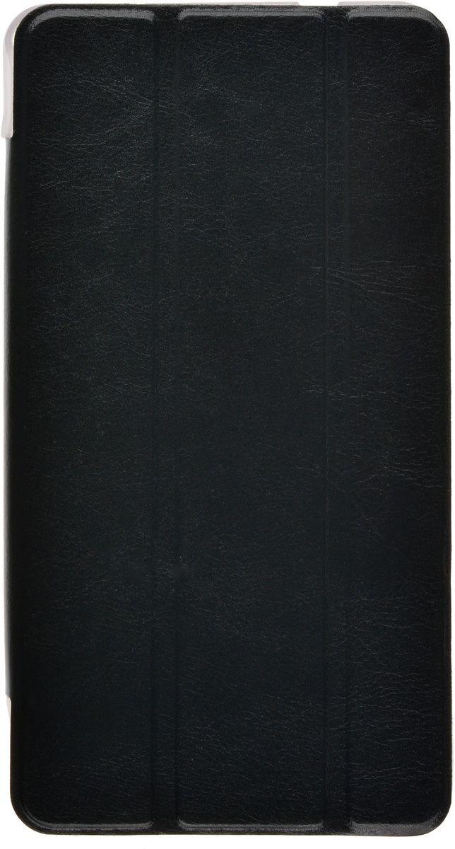 ProShield Slim Case чехол для Lenovo Phab, Black2000000092317Чехол надежно защищает ваш планшет от внешних воздействий, грязи, пыли, брызг. Он также поможет при ударах и падениях, не позволив образоваться на корпусе царапинам и потертостям. Чехол обеспечивает свободный доступ ко всем функциональным кнопкам планшета и камере.
