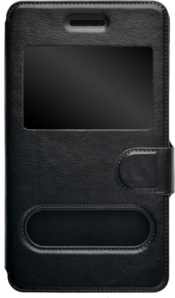 Skinbox Silicone Slide универсальный чехол для смартфонов 4.5, Black2000000107325Чехол надежно защищает ваш смартфон от внешних воздействий, грязи, пыли, брызг. Он также поможет при ударах и падениях, не позволив образоваться на корпусе царапинам и потертостям. Чехол обеспечивает свободный доступ ко всем функциональным кнопкам смартфона и камере.