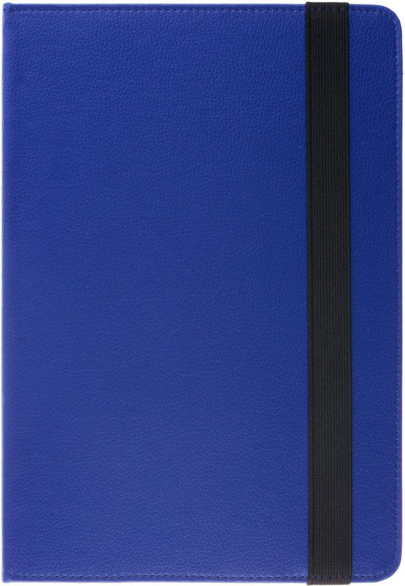 ProShield Universal универсальный чехол для планшетов 7, Blue2000000137377Чехол надежно защищает ваш планшет от внешних воздействий, грязи, пыли, брызг. Он также поможет при ударах и падениях, не позволив образоваться на корпусе царапинам и потертостям. Чехол обеспечивает свободный доступ ко всем функциональным кнопкам планшета и камере.