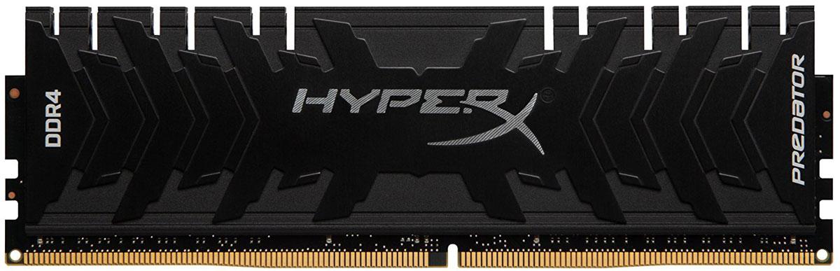 Kingston HyperX Predator DDR4 8Gb 3000 МГц модуль оперативной памяти (HX430C15PB3/8)HX430C15PB3/8Обеспечьте высокую скорость работы вашего ПК на базе процессора AMD или Intel с помощью модуля памяти HyperX Predator DDR4. Посейте страх в сердцах своих соперников с помощью агрессивного теплоотвода Predator DDR4 в стильном черном цвете. Благодаря частоте 2400-3000 МГц и таймингам CL15-CL17, вы сможете запускать на вашей системе современные компьютерные игры, выполнять редактирование видео и осуществлять потоковое вещание.Профили Intel XMP оптимизированы для новейших чипсетов Intel - для максимальной скорости работы вам нужно просто выбрать соответствующий профиль. Благодаря 100% заводскому тестированию на рабочей частоте и 10 летней гарантии, надежные модули памяти Predator DDR4 обеспечивают оптимальное сочетание высокой производительности и максимальной уверенности.JEDEC: DDR4-2400 CL17-17-17 1.2VXMP Profile #1: DDR4-3000 CL15-17-17 1.35VXMP Profile #2: DDR4-2666 CL15-17-17 1.35V