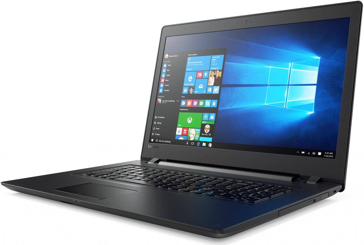 Lenovo IdeaPad V110-17ISK, Black (80VM000RRK)