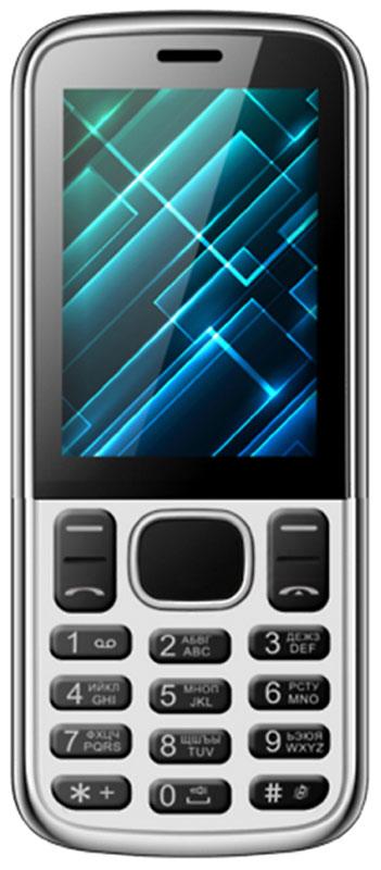 Vertex D510, Silver BlackD510-METМобильный телефон Vertex D510 - модель в металлическом корпусе из цинкового сплава. Благодаря этому телефон менее подвержен повреждениям, и все необходимые составляющие надежно защищены. Металлический телефон обладает не только крепким и износостойким корпусом, но и придает определенный шарм владельцу, подчеркивая его индивидуальность и стиль. Vertex D510 оснащен большим и ярким экраном, на котором просмотр фото и видео, набор сообщений, просмотр документов еще удобнее. Стекло с прочностью 7Н устойчиво к царапинам и другим повреждениям. Одновременная работа двух SIM-карт позволяет просто и удобно совместить личный и рабочий номер в одном телефоне.Телефон сертифицирован EAC и имеет русифицированную клавиатуру, меню и Руководство пользователя.