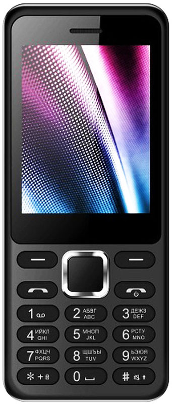Vertex D511, BlackD511-BLVertex D511 - модель в тонком корпусе 8 мм с закаленным стеклом.Закаленное стекло ASAHI GLASS прочностью 7H менее подвержено сколам и царапинам.Металлическая рамка придает корпусу жесткости и прочности.Камера со светодиодной вспышкой для повседневных снимков.Яркий цветной экран для ежедневного удобства использования телефона: просмотр фотографий, видеофайлов, набор сообщений.Одновременная работа двух SIM-карт позволяет просто и удобно совместить личный и рабочий номер в одном телефоне.Слушайте самые горячие музыкальные хиты и любимые мелодии с помощью встроенного аудиоплеера. Или переключитесь на FM-радио. Телефон сертифицирован EAC и имеет русифицированную клавиатуру, меню и Руководство пользователя.