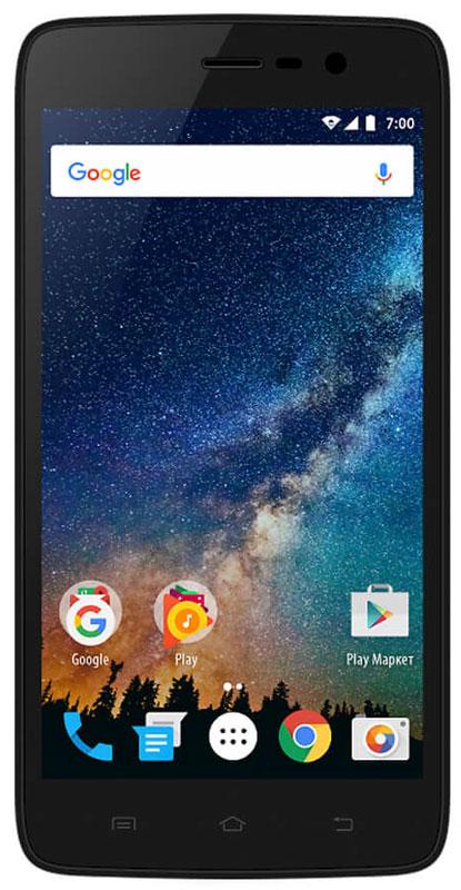 Vertex Impress Saturn, GoldSTRN-GLDСмартфон Impress Saturn - доступный и функциональный 4G смартфон с HD дисплеем.Корпус смартфона выполнен в стильном дизайне и ярких цветах. Задняя панель корпуса имеет сглаженные края, благодаря чему смартфон эргономичен и его приятно держать в руке. Задняя панель глянцевая и выполнена в трех цветах: классический черный, нежный золотой и дерзкий оранжевый.Смартфон Impress Saturn оснащен 5-ти дюймовым IPS дисплеем c разрешением HD, что позволяет максимально комфортно использовать возможности модели: просмотр фото и видео, серфинг в интернете, работа программ и приложений, чтение книг и другие функции. Смартфон Impress Saturn оснащен мощным аккумулятором емкостью 2200 мАч, что обеспечивает длительное время работы смартфона в активном режиме. Благодаря 4-х ядерному процессору модель Impress Saturn превосходно справляется с решением повседневных задач. Мощность процессора Spreadtrum SC9832 обеспечивает бесперебойную работу операционной системы и установленных приложений. Смартфон оснащен 1 ГБ оперативной памяти и 8 ГБ встроенной, что позволяет эффективно использовать возможности интерфейса: Интернет, игры, приложения, фото и видео съемка, электронные книги и прочие дополнительные smart-функции.Смартфон получил новейшую операционную систему Android 7.0 Nougat. Новая ОС стала еще более функциональной и удобной для пользователя. В Android 7.0 появляется ряд дополнительных возможностей и режимов работы, в большей степени ориентированных на пользователя. Смартфон Impress Saturn поддерживает высокоскоростной 4G интернет, что обеспечивает быструю передачу данных. Благодаря доступу к сетям LTE веб-серфинг стал еще проще и комфортнее: быстрая загрузка интернет-страниц, мгновенная отправка сообщений и файлов, просмотр видео на высокой скорости. Игры, фильмы, социальные сети - все намного быстрее!Наличие двух камер 5 МП и 2 МП дает возможность делать отличные фото, снимать видео, совершать видеозвонки, общаться в Skype и т.д. Дополнительные преим