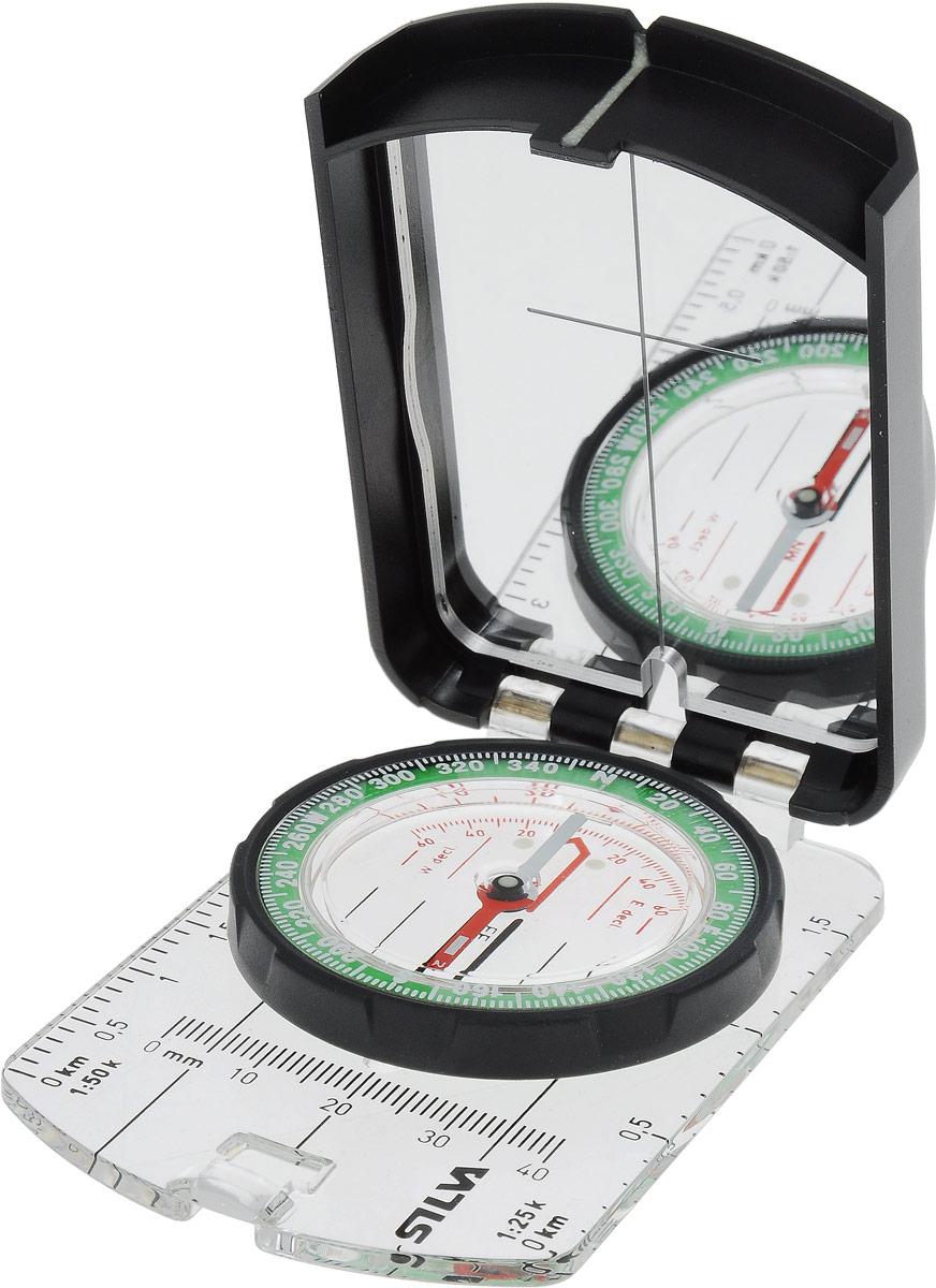 Компас планшетный Silva Compass Ranger S. 3746737467Планшетный компас Silva Compass Ranger S - это компактный карманный прибор для ориентирования на местности. Корпус выполнен из качественного прочного прозрачного пластика, на нем практически не остаются царапины. Изделие имеет повышенную функциональность, меридиональные линии на корпусе для быстрого определения направления. Светящиеся отметки предназначены для точного ориентирования в темноте.В верхней части приспособления имеется отверстие для нашейного шнурка. Прибор удобно носить на шее, так как он легкий и оборудован нашейной веревкой. Идеальный вариант для туристов и путешественников.Особенности: -меридиональные линии на корпусе для быстрого определения направления;- светящиеся отметки для точного ориентирования в темноте; - нестирающиеся шкалы и градуировка;- оправа компаса из материала Dryflex;- встроенная лупа;- подсвеченная стрелка;- запатентованные красно-черные ориентировочные лини внутри оправы компаса;- измерительные линейки для карты в мм и дюймах 1:50.000 и 1:25.000; - увеличительное стекло.
