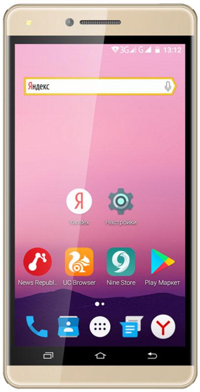 Ark Benefit S503 Max, GoldBenefit S503 Max GoldArk Benefit S503 Max - это классический смартфон характеризующийся, современным функционалом, дизайном и аппаратной конфигурацией.Данная модель обладает необходимыми характеристиками для того, чтобы не только быть всегда на связи, но и с удобством пользоваться дополнительными функциями.ARK Benefit S503 оснащен 5.0 дисплеем и двумя слотами для SIM-карт, а также двумя камерами: тыловой камерой с разрешением 5 Мпикс и фронтальной - с разрешением 0.3 Мпикс. Он оборудован 8 Гб встроенной памяти и 512 МБ - оперативной, а также четырехъядерным процессором, что обеспечивает высокую производительность.Устройство работает под управлением операционной системы Аndroid 7.0Телефон сертифицирован EAC и имеет русифицированный интерфейс меню и Руководство пользователя.
