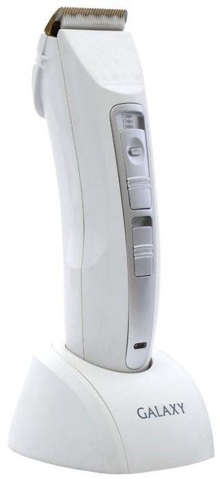 Galaxy GL 4153, White машинка для стрижки4630003369147Характеристики: Керамическое лезвие.2 сменные насадки.Индикатор заряда и работы.Время непрерывной работы, мин: 60.Эргономичный дизайн.Работа от аккумулятора.Машинка для стрижки GALAXY GL4153 оснащена лезвиями из высококачественной японской нержавеющей стали и выосокопрочной керамики.В наборе идет беспроводное аккумуляторное устройство. При этом прибор может работать и от сети. Регулируемая насадка и эргономичный дизайн обеспечивают легкость и удобство. К машинке для стрижки прилагаются дополнительные аксессуары: насадки, масло, щеточки для чистки лезвий.Стильный эргономичный дизайн обеспечивает легкость и удобство в работе.