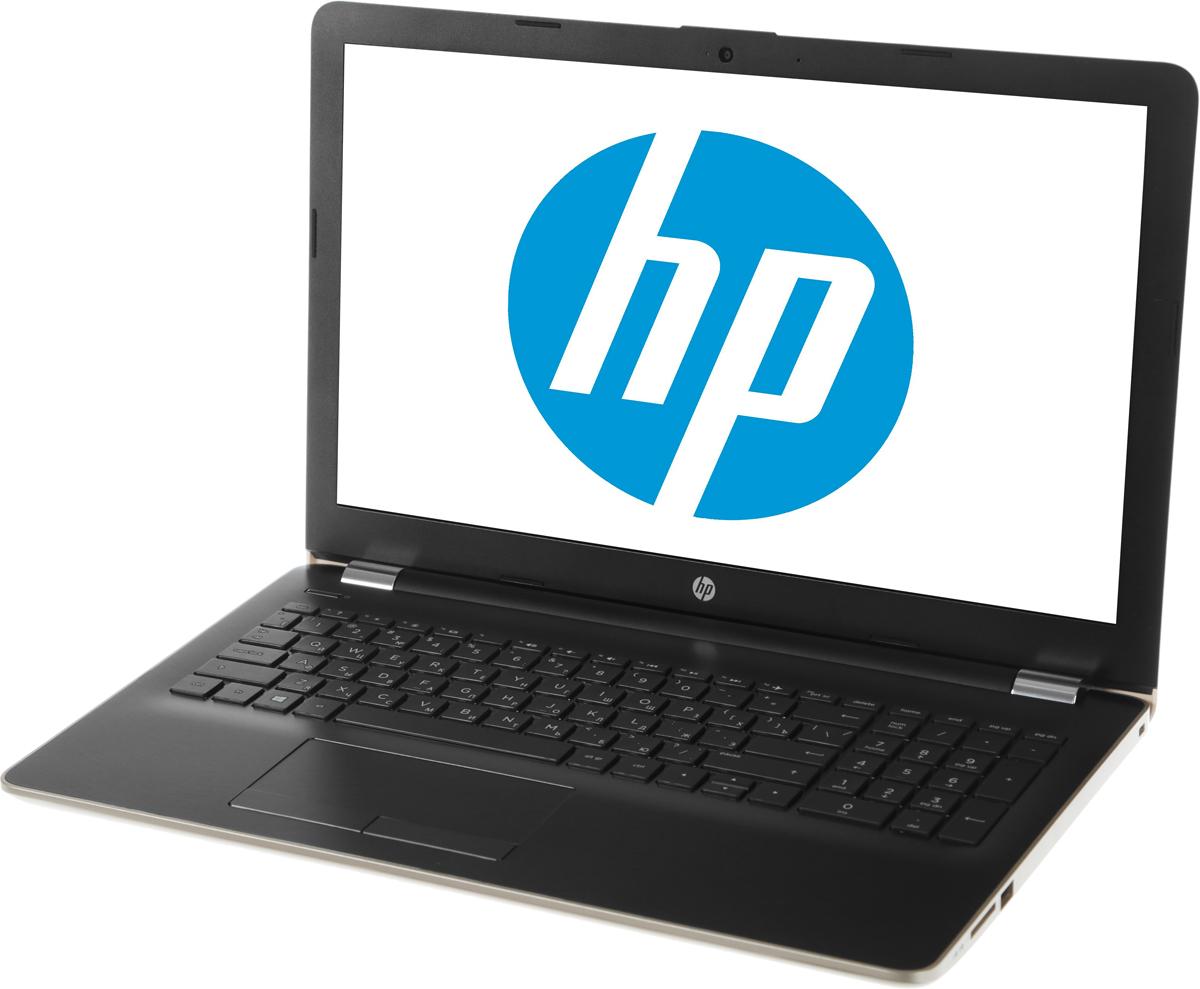 HP 15-bw507ur, Gold (2FM99EA)2FM99EAСтильный ноутбук HP 15-bw507ur, помимо выполнения повседневных задач, поможет вам оставаться на связи весь день. Благодаря неизменно высокой производительности и длительному времени работы от аккумулятора вы можете с комфортом пользоваться Интернетом, вести потоковое вещание и оставаться на связи с нужными людьми.Новейшие процессоры AMD обеспечивают неизменно высокую производительность, которая необходима для работы и развлечений. Надежность и долговечность ноутбука позволят легко выполнять все необходимые задачи.Развлекайтесь и оставайтесь на связи с друзьями и семьей благодаря превосходному дисплею HD (или Full HD в некоторых моделях) и камере HD в некоторых моделях. Кроме того, с этим ноутбуком ваши любимые музыка, фильмы и фотографии будут всегда с вами.Продуманная конструкция и замечательный дизайн этого ноутбука HP с дисплеем диагональю 39,6 см (15,6) идеально подойдут для вашего образа жизни. Изящное оформление, оригинальное покрытие и хромированное шарнирное крепление (на некоторых моделях) добавят немного цвета в будни.Полноразмерная клавиатура островного типа с цифровой клавишной панелью.Сенсорная панель с поддержкой технологии Multi-Touch.Точные характеристики зависят от модификации.Ноутбук сертифицирован EAC и имеет русифицированную клавиатуру и Руководство пользователя