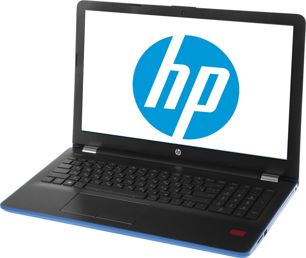 HP 15-bw534ur, Blue (2FQ71EA)2FQ71EAСтильный ноутбук HP 15-bw534ur, помимо выполнения повседневных задач, поможет вам оставаться на связи весь день. Благодаря неизменно высокой производительности и длительному времени работы от аккумулятора вы можете с комфортом пользоваться Интернетом, вести потоковое вещание и оставаться на связи с нужными людьми.Новейшие процессоры AMD обеспечивают неизменно высокую производительность, которая необходима для работы и развлечений. Надежность и долговечность ноутбука позволят легко выполнять все необходимые задачи.Развлекайтесь и оставайтесь на связи с друзьями и семьей благодаря превосходному дисплею HD (или Full HD в некоторых моделях) и камере HD в некоторых моделях. Кроме того, с этим ноутбуком ваши любимые музыка, фильмы и фотографии будут всегда с вами.Продуманная конструкция и замечательный дизайн этого ноутбука HP с дисплеем диагональю 39,6 см (15,6) идеально подойдут для вашего образа жизни. Изящное оформление, оригинальное покрытие и хромированное шарнирное крепление (на некоторых моделях) добавят немного цвета в будни.Полноразмерная клавиатура островного типа с цифровой клавишной панелью.Сенсорная панель с поддержкой технологии Multi-Touch.Точные характеристики зависят от модификации.Ноутбук сертифицирован EAC и имеет русифицированную клавиатуру и Руководство пользователя