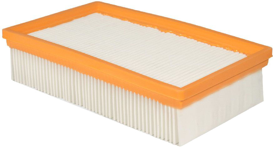 Filtero FP 111 PET Pro фильтр складчатый для пылесосов Bosch, Karcher5790Фильтр Filtero FP 111 PET Pro обладает высокой степенью фильтрации и не боится влаги, что позволяет использовать пылесос для работы в режимах сухой и влажной уборки и экономит время на смену фильтра. Данный фильтр препятствует выходу мельчайших частиц из пылесоса в помещение, максимальная эффективность для пыли класса М. Эффективность фильтрации и срок службы фильтра многократно увеличиваются с использованием мешков Filtero. Фильтр моющийся, подлежит замене, согласно рекомендации производителя пылесосов, при снижении силы всасывания пылесоса. Комплектация: 1 складчатый фильтр.