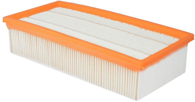 Filtero FP 112 PET Pro фильтр складчатый для пылесосов Karcher5791Фильтр Filtero FP 112 PET Pro обладает высокой степенью фильтрации и не боится влаги, что позволяет использовать пылесос для работы в режимах сухой и влажной уборки и экономит время на смену фильтра. Данный фильтр препятствует выходу мельчайших частиц из пылесоса в помещение, максимальная эффективность для пыли класса М. Эффективность фильтрации и срок службы фильтра многократно увеличиваются с использованием мешков Filtero. Фильтр моющийся, подлежит замене, согласно рекомендации производителя пылесосов, при снижении силы всасывания пылесоса. Комплектация: 1 складчатый фильтр.