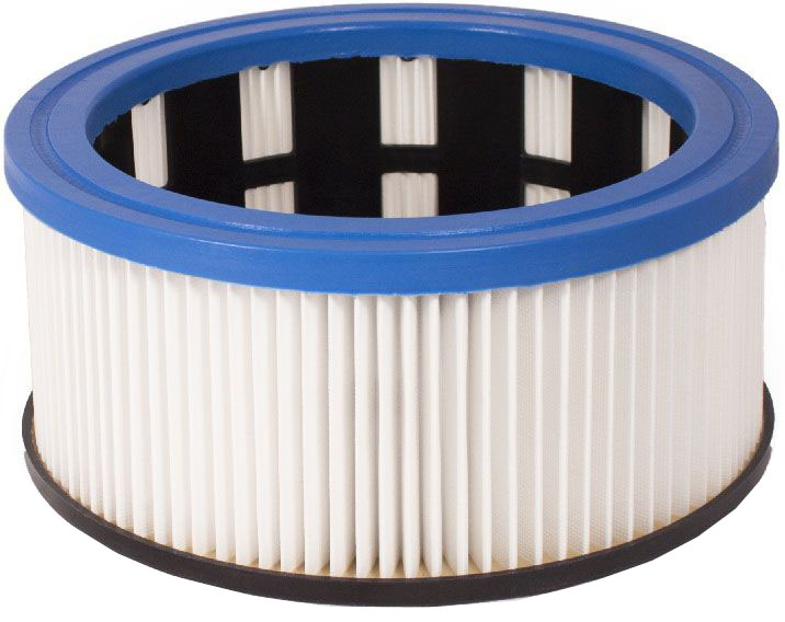 Filtero FP 130 PET Pro фильтр складчатый для пылесосов Kress, Metabo, Starmix, Интерскол5795Фильтр Filtero FP 130 PET Pro обладает высокой степенью фильтрации и не боится влаги, что позволяет использовать пылесос для работы в режимах сухой и влажной уборки и экономит время на смену фильтра. Данный фильтр препятствует выходу мельчайших частиц из пылесоса в помещение, максимальная эффективность для пыли класса М. Эффективность фильтрации и срок службы фильтра многократно увеличиваются с использованием мешков Filtero. Фильтр моющийся, подлежит замене, согласно рекомендации производителя пылесосов, при снижении силы всасывания пылесоса. Комплектация: 1 складчатый фильтр.