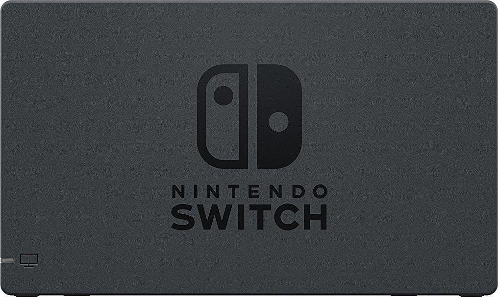 Nintendo Набор: док-станция, блок питания, кабель HDMIACSWT13Включает в себя док-стацию Nintendo Switch, блок питания Nintendo Switch и кабель HDMI. Обратите внимание, что все вышеуказанные предметы включены в комплект поставки каждой консоли Nintendo Switch.