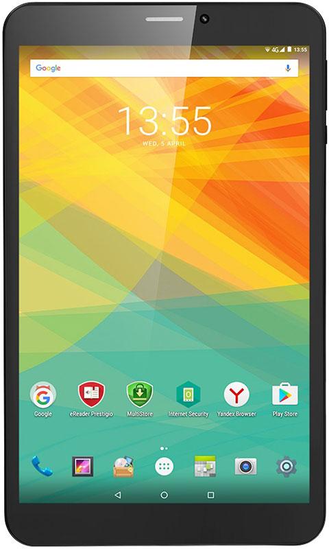 Prestigio Wize 3418 4G 8GB, BlackPMT3418_4GE_C_CISPrestigio Wize 3418 4G - стильный планшет с привлекательным корпусом, производительным аппаратным обеспечением и поддержкой 4G. Это планшет - взвешенное решение для тех, кто привык к качественным функциональным девайсам и скоростному Интернету.Подключение к 4G откроет для вас новый уровень скорости мобильного Интернета. С Wize 3418 4G можно скачать фильм или загрузить большой объём данных всего за несколько минут.Благодаря технологии IPS, разрешению 800x1280 и четырехъядерному графическому адаптеру Quad Core Mali T720 экран передаёт цвета с высокой точностью. Чёткость изображения делает работу комфортной, а мир развлечений буквально оживает у вас на ладони.Аппаратное обеспечение Wize 3418 4G эффективно справляется с многозадачным режимом. Мощный 64-битный четырёхъядерный процессор и 1 ГБ оперативной памяти позволяют работать с несколькими офисными приложениями одновременно, общаться в соцсетях и просматривать видео в формате HD.Планшет оснащен 8 ГБ внутренней памяти: у вас будет достаточно места для ваших приложений, фотографий и музыки. Этот объём можно расширить на 32 ГБ с помощью карты microSD.Кто сказал, что планшет не может быть инструментом создания фото- и видеоконтента? Основная камера со вспышкой позволит делать снимки на ходу, а фронтальную камеру можно использовать для видеозвонков из любого места, где вы будете в течение дня.Производительность планшета улучшает обновленный Android 6.0 Marshmallow, который также позволяет Wize 3418 4G работать дольше с режимом экономии энергии Doze. Наслаждайтесь разнообразием возможностей настройки приложений.Планшет сертифицирован EAC и имеет русифицированный интерфейс меню и Руководство пользователя.
