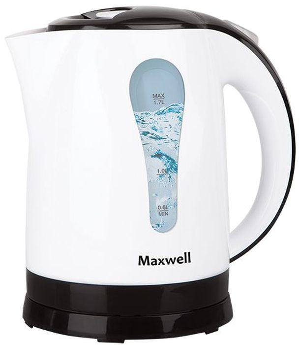 Maxwell MW-1079(W) чайник электрический чайник maxwell mw 1053