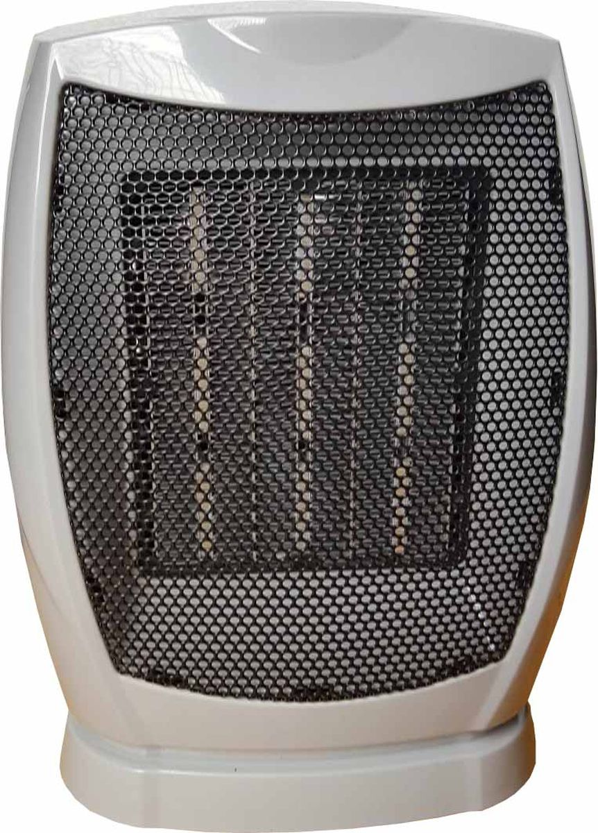 Irit IR-6001, Grey тепловентиляторIR-6001Тепловентилятор электрический. Керамический нагревательный элемент. 1 режим работы. Автоматическое отключение в случае перегрева. Размер: 10 х 12 х 19 см. Мощность: 950 Вт. Рабочее напряжение: 220-240В/50Гц, цвет серый