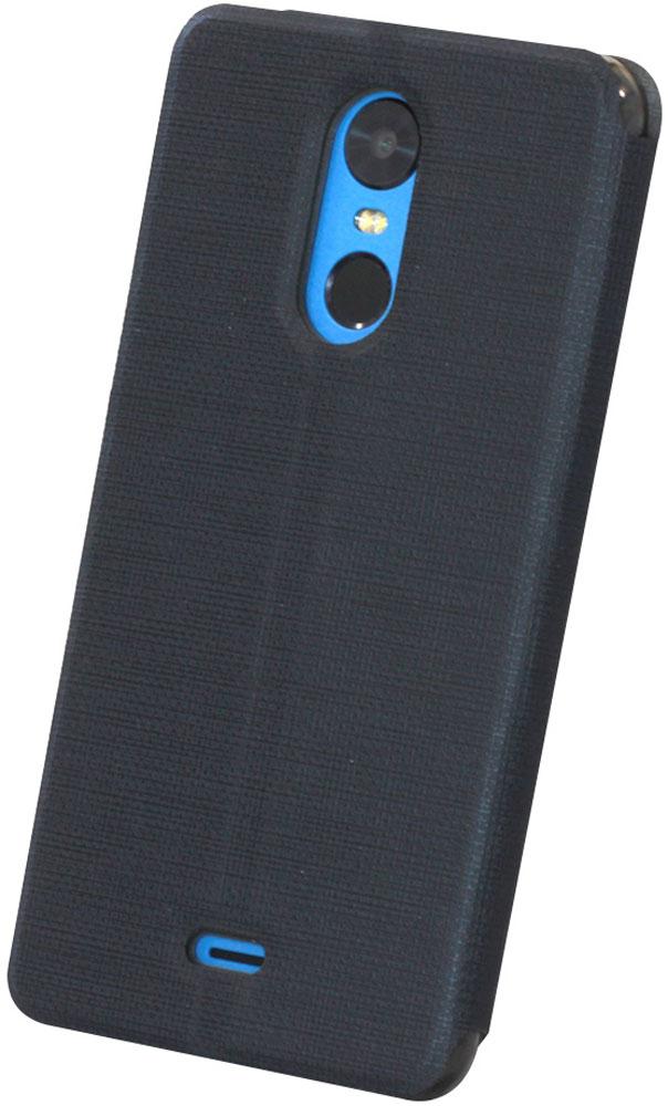 Highscreen чехол-книжка для Fest XL/XL Pro, Black4607160936208Чехол Highscreen из искусственной кожи для Fest XL/XL Pro надежно защищает ваш смартфон от внешних воздействий, грязи, пыли, брызг. Он также поможет при ударах и падениях, не позволив образоваться на корпусе царапинам и потертостям. Чехол обеспечивает свободный доступ ко всем функциональным кнопкам смартфона и камере.