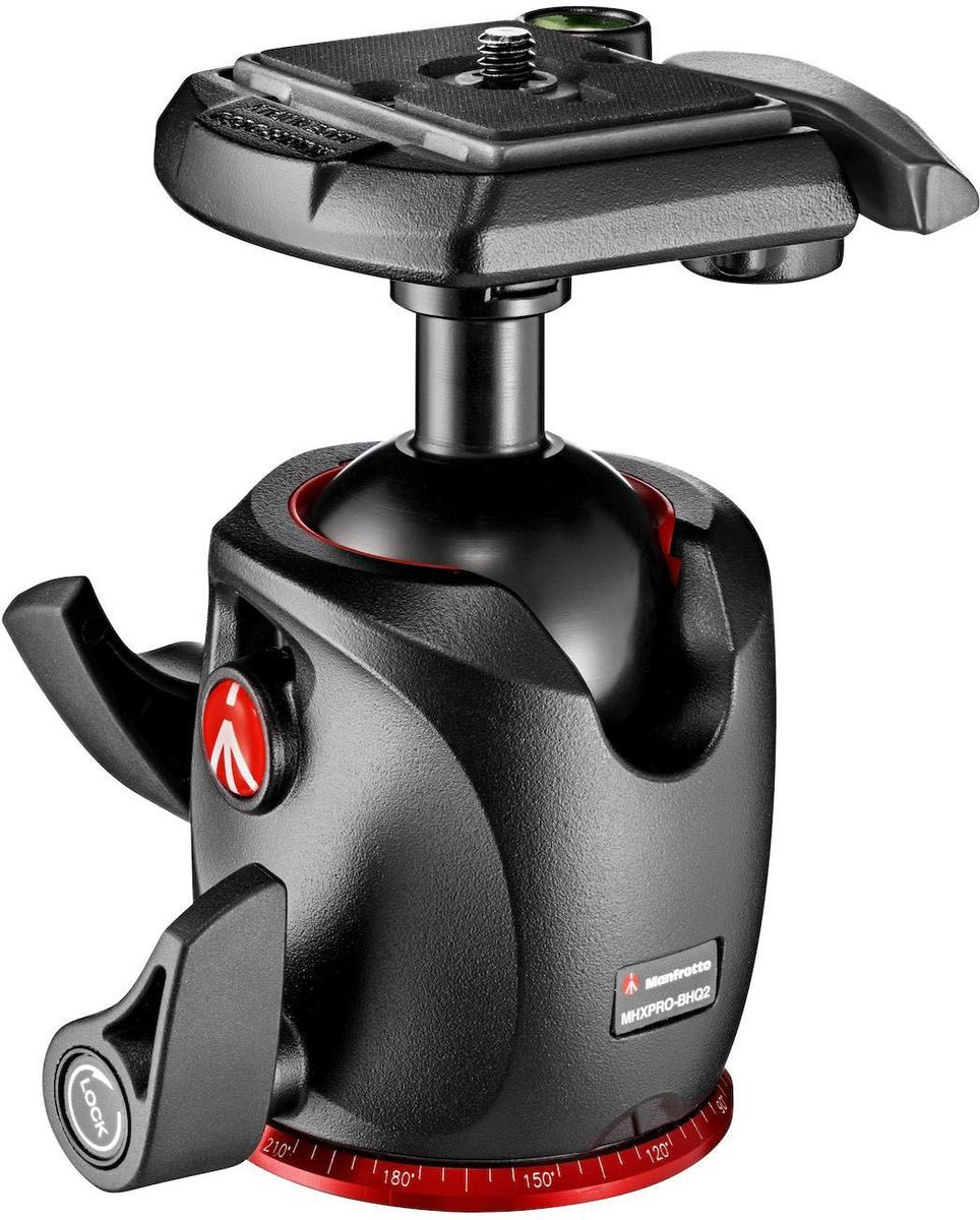 Manfrotto MHXPRO-BHQ2, Black штативная головка