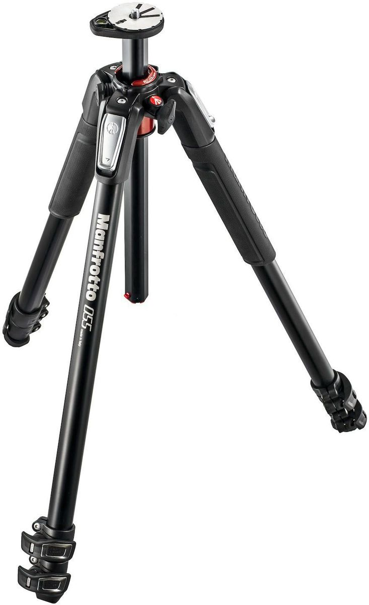 Manfrotto MT055XPRO3, Black штатив