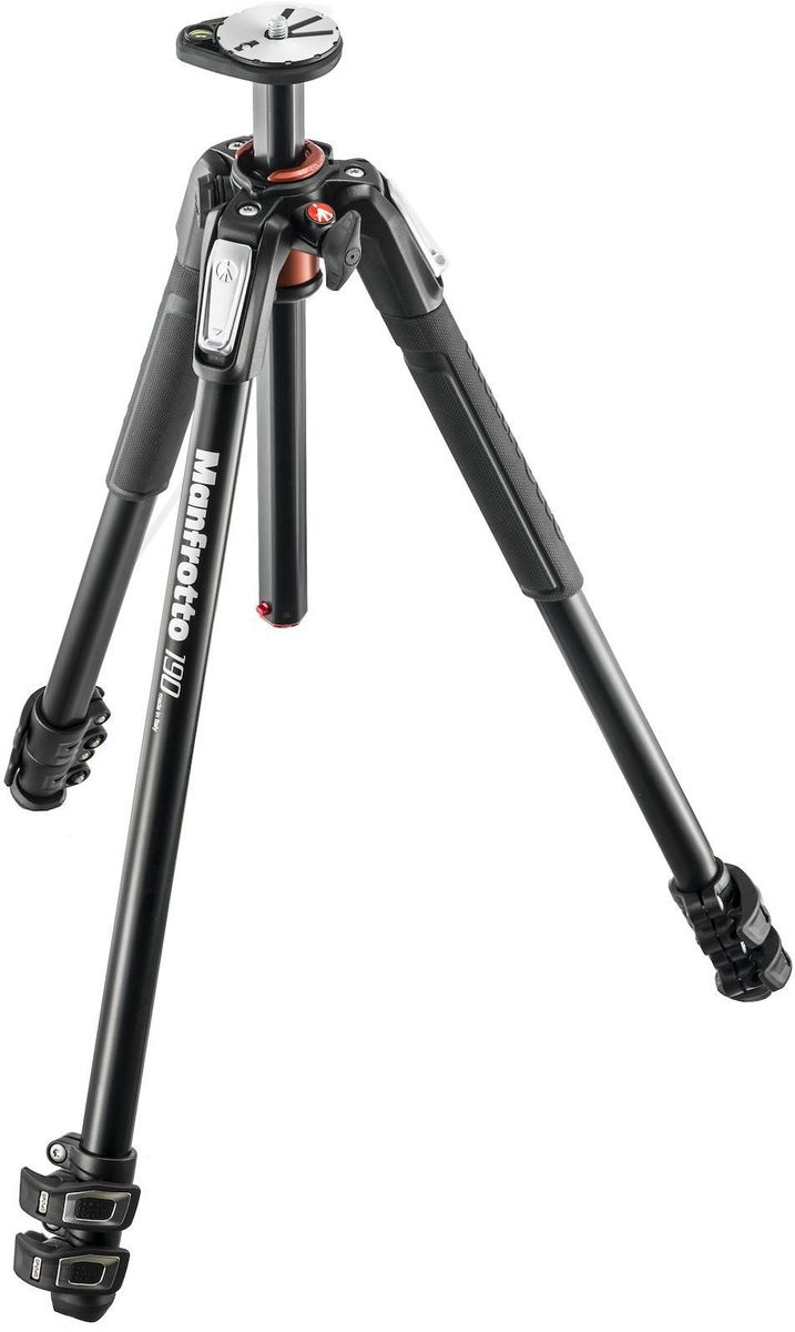 Manfrotto MT190XPRO3, Black штатив
