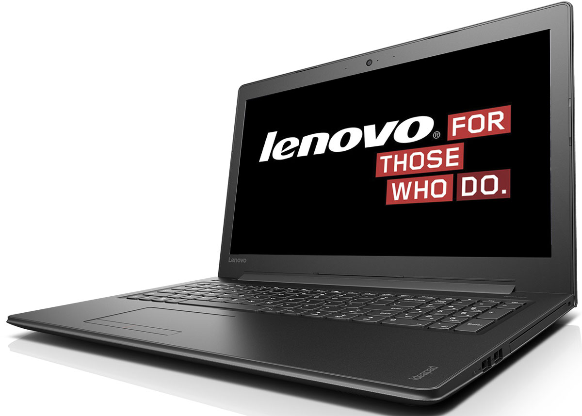 Lenovo IdeaPad 310-15IKB, Black (80TV02DARK)80TV02DARKТонкий и стильный 15,6-дюймовый ноутбук Lenovo IdeaPad 310.Процессор от Intel - идеальный компонент для мобильного компьютера, с отличным соотношением цены и производительности. Благодаря высокой энергоэффективности его можно заряжать реже.Высокая скорость передачи данных:Быстрая передача данных между IdeaPad 310 и другими устройствами при помощи разъема USB 3.0. Он почти в десять раз быстрее предыдущих версий USB и является обратно-совместимым.Тонкий, легкий и портативный:Хватить изнывать под тяжестью громоздкого ноутбука. Модель Ideapad 310 имеет всего 22,9 мм в толщину и весит около 2,2 кг - идеальный вариант для поездок и путешествий.Найдите оптимальное соотношение между ценой и мощностью видеокарты.Lenovo IdeaPad 310 оснащен дискретной видеокартой NVIDIA GeForce 920MX с высококлассной графикой. Дискретная видеокарта подарит возможности, необходимые для создания видео и редактирования фотографий.Сверхскоростной веб-серфинг:В три раза более высокая (по сравнению с традиционной) скорость Wi-Fi 802.11 a/c ноутбука IdeaPad 300 позволит вам путешествовать по просторам Интернета, слушать музыку или смотреть фильмы и общаться с друзьями быстрее, чем когда-либо.Точные характеристики зависят от модификации.Ноутбук сертифицирован EAC и имеет русифицированную клавиатуру и Руководство пользователя