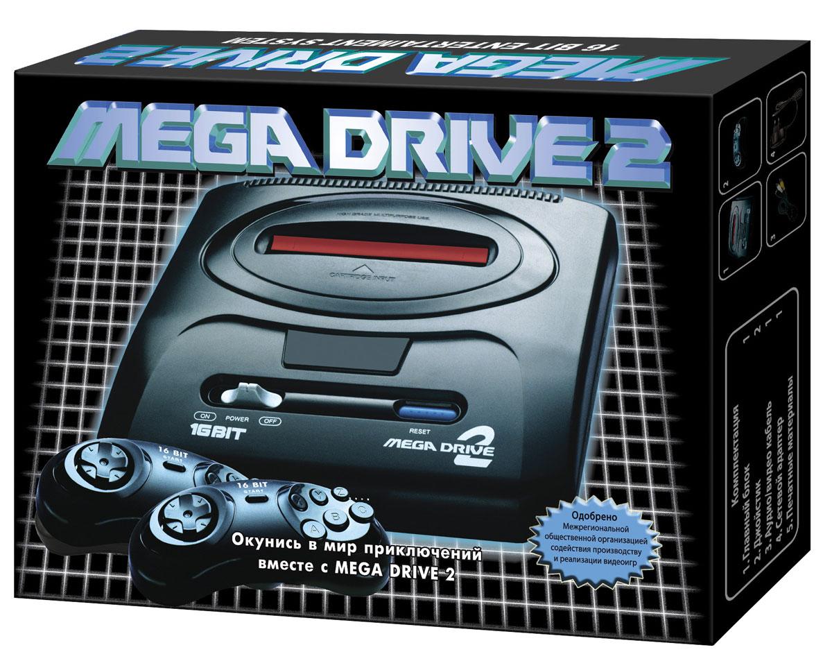 Simba's Mega Drive 2 игровая приставка