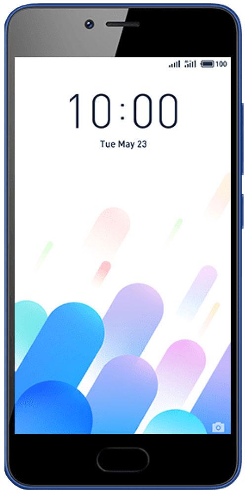 Meizu M5c 16GB, Blue - Смартфоны