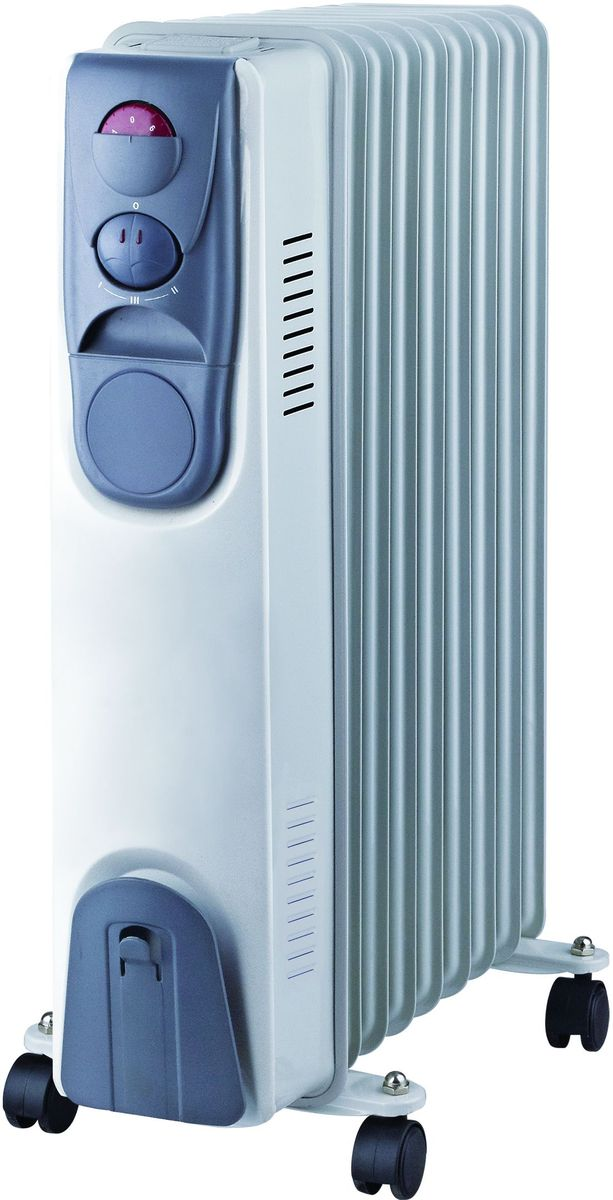 Irit IR-07-2009 радиатор масляныйIR-07-2009Радиатор масляный электрический 2000 Вт, 9 секций Регулируемый термостат, 2-х поз. переключатель ступеней мощности, световой индикатор работы, защита от перегрева, место для намотки шнура.