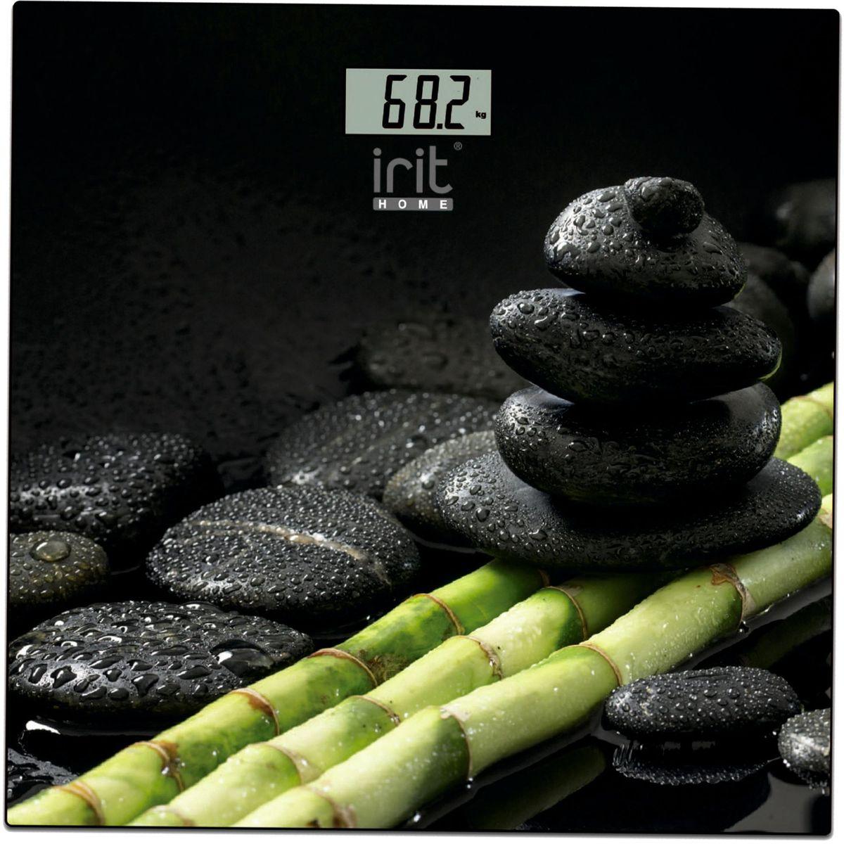 Irit IR-7257 весы напольныеIR-72574-х разрядный ЖК дисплей. Включение путем касания. Автоотключение через 8 сек. Индикация перегрузки. Индикация разряда батареи. Максимальный вес - 180 кг. Дискретность - 100 г. Элемент питания: 2 батарейки типа ААA входят в комплект).