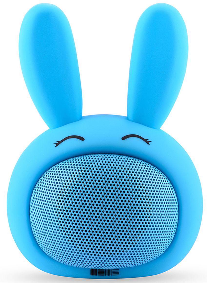 Interstep Funny Bunny 3W SBS-150, Blue портативная Bluetooth-колонка
