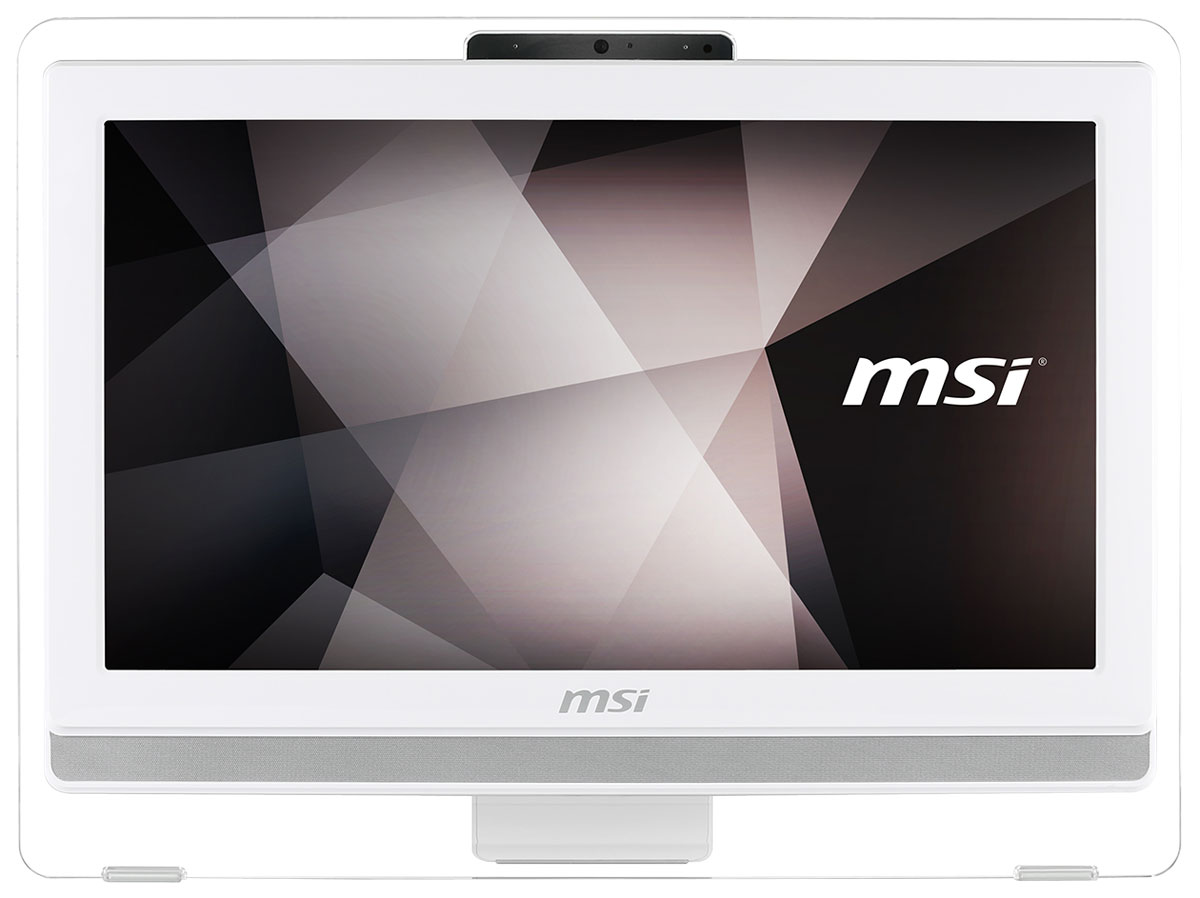 MSI Pro 20ET 7M-021RU, White моноблок