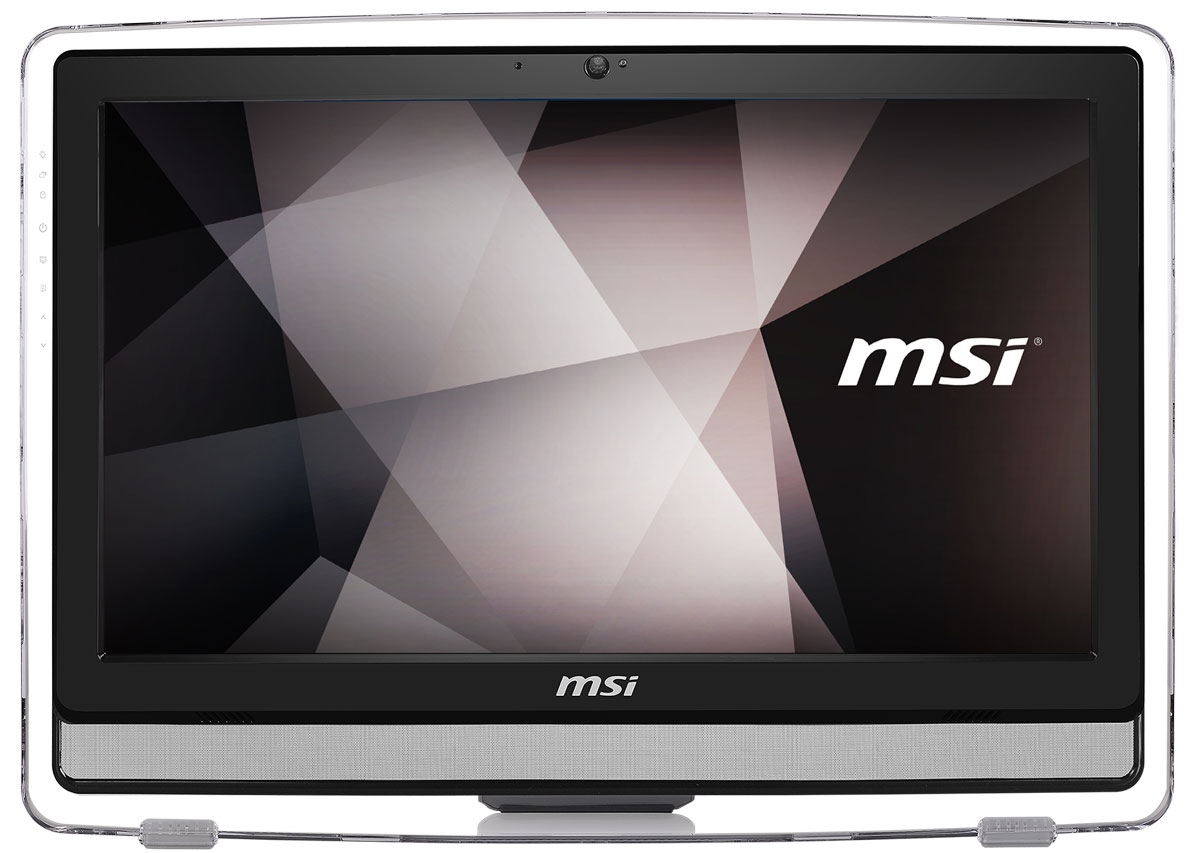 MSI Pro 22ET 4BW-033RU, Black моноблок