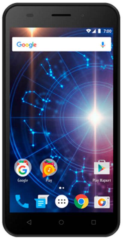 Vertex Impress Luck 3G, BlackLCK-BLKСмартфон Vertex Impress Luck 3G – доступный и функциональный 3G смартфон в стильном корпусе.Корпус смартфона Impress Luck выполнен из высококачественного пластика и надежных комплектующих. Задняяпанель корпуса имеет матовое покрытие soft touch, благодаря чему смартфон эргономичен, приятен на ощупь,не скользит в руке.Яркий IPS дисплей дополняет стильный образ смартфона и позволяет максимально комфортно использоватьвозможности модели: просмотр сериалов и фильмов, фотографий, видео, чтение книг, общение с друзьями.Гармоничный корпус, продуманный до мелочей, доставляет владельцу эстетическое удовольствие прииспользовании смартфона.Смартфон оснащен 4-х ядерным процессором, благодаря чему Impress Luck отлично подходит для решенияразличных повседневных задач. Мощность процессора обеспечивает бесперебойную и качественную работуоперационной системы и установленных приложений.Смартфон имеет 1 ГБ оперативной памяти и 8 ГБ встроенной, что позволяет использовать стандартныефункции максимально эффективно: Интернет, игры, приложения, фото и видео съемка, электронные книги ипрочие дополнительные smart-функции. Для повышения работоспособности смартфона и увеличения объемапамяти можно использовать microSD карты емкостью до 32 ГБ.Операционная система Android 6.0 Marshmallow и сервис Google Play предлагает огромный выбор приложений налюбой вкус. Игры, музыка, социальные сети, навигационные карты, фото приложения и многое другое.Наличие двух камер 5 МП и 2 МП дает возможность делать фото, снимать видео, совершать видеозвонки,общаться в Skype и т.д. Дополнительные преимущества основной камеры: светодиодная вспышка.Для того, чтобы вы смогли всегда оставаться на связи модель Impress Luck поддерживает работу двух SIM-карт,активных в режиме ожидания. Благодаря этому можно использовать возможности сразу двух операторов связитак, как удобно вам.Телефон сертифицирован EAC и имеет русифицированный интерфейс меню и Руководство пользователя.