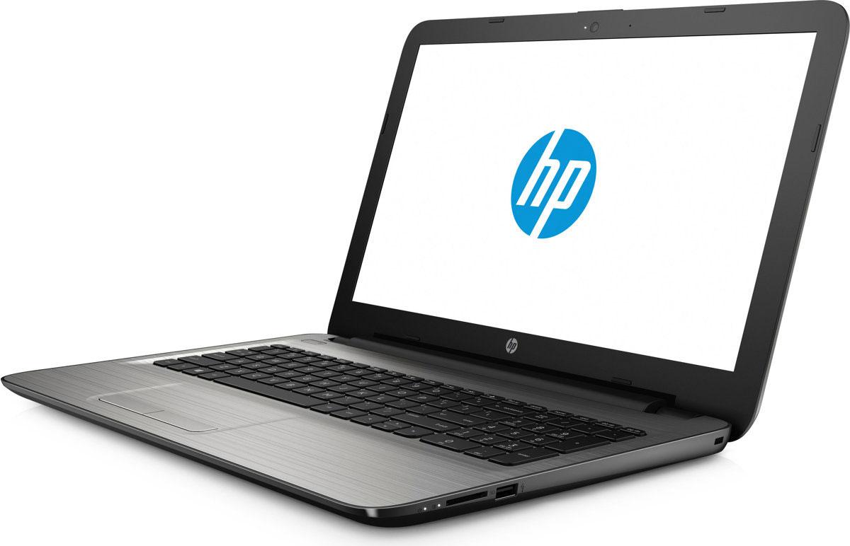 HP 15-ba609ur, Silver (1LY07EA)1LY07EAНоутбук HP 15-ba609ur содержит все необходимое для решения любых повседневных задач. Он сочетает в себе мощность и гарантии качества от такого надежного производителя как HP.Благодаря новейшим процессорам AMD и емкому жесткому диску или твердотельному накопителю (на некоторых моделях) вы можете работать, играть, выполнять сразу несколько задач и хранить больше важной информации. Оцените надежность технологий и средств хранения данных.Оцените четкость фотографий, видео и веб-страниц благодаря экрану HD. Некоторые модели оснащены экраном Full HD с улучшенными функциями отображения.Жизнь может быть непредсказуемой, но ноутбук HP - нет. Каждое устройство проходит более 200 тестов, чтобы вы в любой ситуации могли на него положиться, будь то срочный проект или ночь фильмов с друзьями.Не отказывайтесь от возможности погреться на солнышке, взяв ноутбук с собой. Благодаря антибликовому неотражающему покрытию экран не будет сильно засвечен.Погрузитесь в мир новых впечатлений благодаря невероятному качеству звучания музыки, фильмов и компьютерных игр.Точные характеристики зависят от модификации.Ноутбук сертифицирован EAC и имеет русифицированную клавиатуру и Руководство пользователя