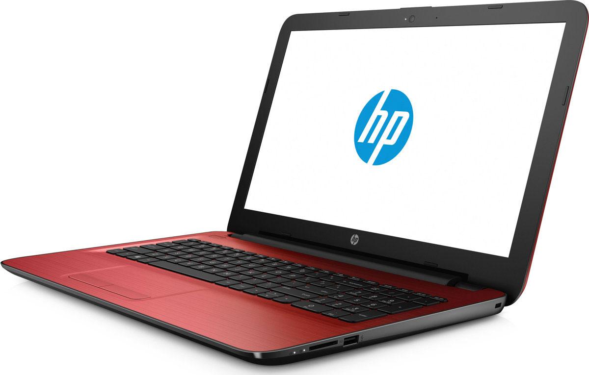 HP 15-ba607ur, Red (1LY05EA)1LY05EAНоутбук HP 15-ba607ur содержит все необходимое для решения любых повседневных задач. Он сочетает в себе мощность и гарантии качества от такого надежного производителя как HP.Благодаря новейшим процессорам AMD и емкому жесткому диску или твердотельному накопителю (на некоторых моделях) вы можете работать, играть, выполнять сразу несколько задач и хранить больше важной информации. Оцените надежность технологий и средств хранения данных.Оцените четкость фотографий, видео и веб-страниц благодаря экрану HD. Некоторые модели оснащены экраном Full HD с улучшенными функциями отображения.Жизнь может быть непредсказуемой, но ноутбук HP - нет. Каждое устройство проходит более 200 тестов, чтобы вы в любой ситуации могли на него положиться, будь то срочный проект или ночь фильмов с друзьями.Не отказывайтесь от возможности погреться на солнышке, взяв ноутбук с собой. Благодаря антибликовому неотражающему покрытию экран не будет сильно засвечен.Погрузитесь в мир новых впечатлений благодаря невероятному качеству звучания музыки, фильмов и компьютерных игр.Точные характеристики зависят от модификации.Ноутбук сертифицирован EAC и имеет русифицированную клавиатуру и Руководство пользователя