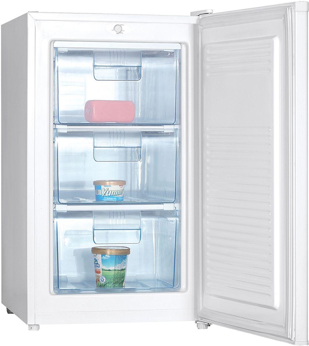 GASTRORAG JC1-10, White морозильник - Холодильники и морозильные камеры
