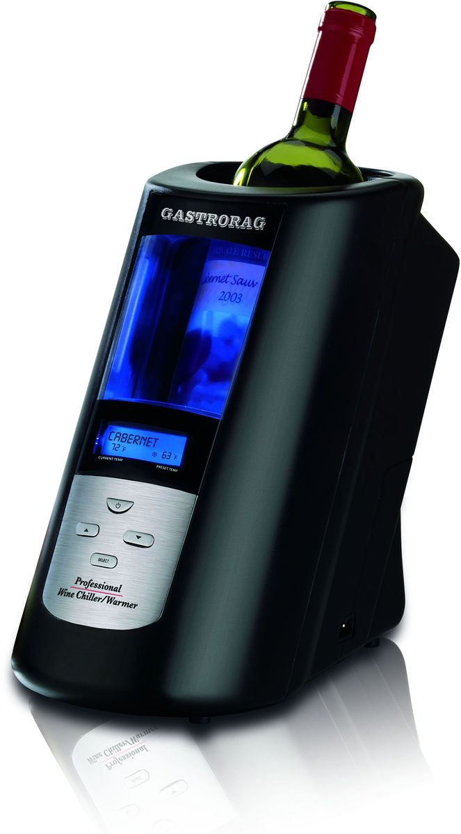 GASTRORAG JC7910, Black холодильник - Холодильники и морозильные камеры
