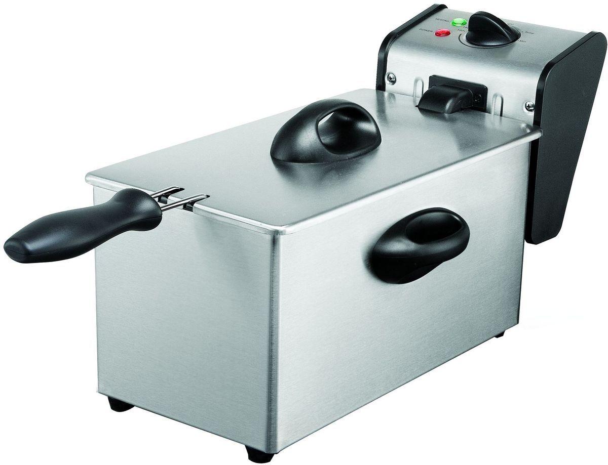 GASTRORAG CZG40X фритюрницаCZG40XФритюрный шкаф GASTRORAG CZG40X электрический, настольный, 1 котел емкостью 4 л с крышкой, 1 фритюрная корзина