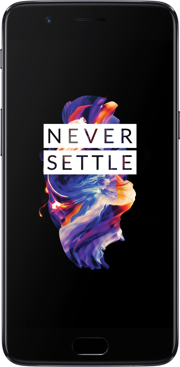 OnePlus 5 64GB, Slate Gray5011100019Смартфон OnePlus 5 объединяет то, что пользователи больше всего любят в наших смартфонах и то, что они хотели бы видеть в них в будущем.С OnePlus 5 Вы получаете:Гладкий ультратонкий цельнометаллический корпусЯркий 5,5-дюймовый FHD дисплей Optic AMOLED с 2.5D защитным стеклом Corning Gorilla Glass 5Восьмиядерный процессор Snapdragon 835 Технологию Dash Charge: зарядка свыше 60% за 30 минут. Быстрая зарядка продолжается даже во время игр или просмотра потокового видео20 Мп + 16 Мп Двойную основную камеру с молниеносным срабатыванием затвора, фазовым автофокусом PDAF и системой стабилизации EIS 16 Мп фронтальную камеру с функцией распознавания улыбки Smile Capture для быстрого и безупречного селфиЛидирующие на рынке 6 Гб оперативной памяти наряду с 64 Гб встроенной памятиБыструю и чистую работу операционной системы OxygenOS на базе самой последней версии Android 7.1.1, которая не содержит ничего лишнего