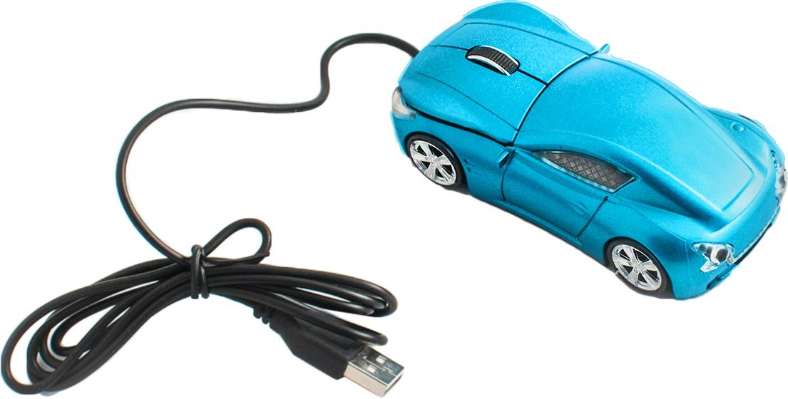 Эврика А25 Гоночный автомобиль, Blue мышь