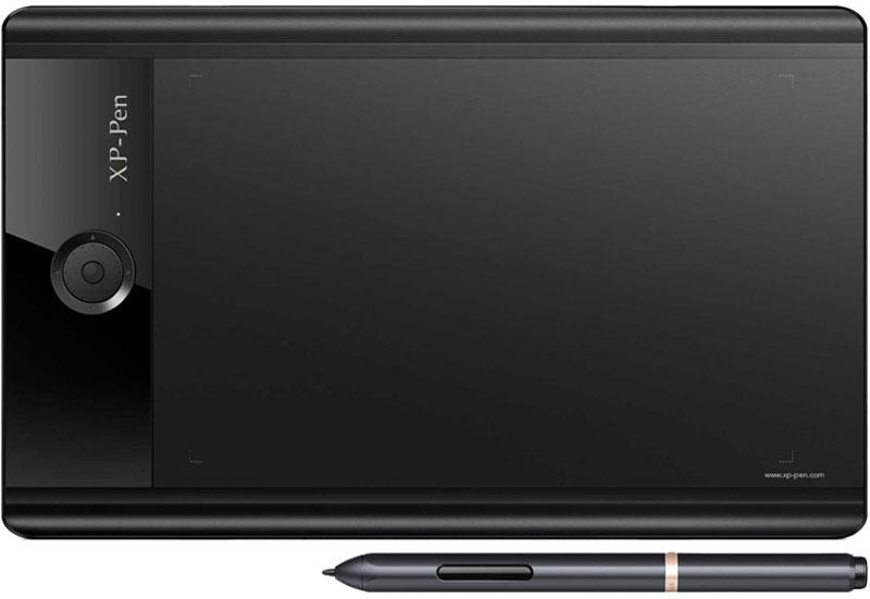 Xp-Pen Star 04 графический планшет