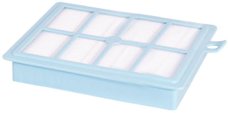 Filtero FTH 01 W ELX HEPA-фильтр моющийся для пылесосов Electrolux, Philips5796Фильтр Filtero FTH 01 W повышенного уровня фильтрации НЕРА Н 13, с очисткой воздуха до 99,95%. Препятствует выходу мельчайших частиц пыли и аллергенов из пылесоса в помещение. Фильтр моющийся. Подлежит замене, согласно рекомендации производителя пылесосов - не реже одного раза за 12 месяцев.