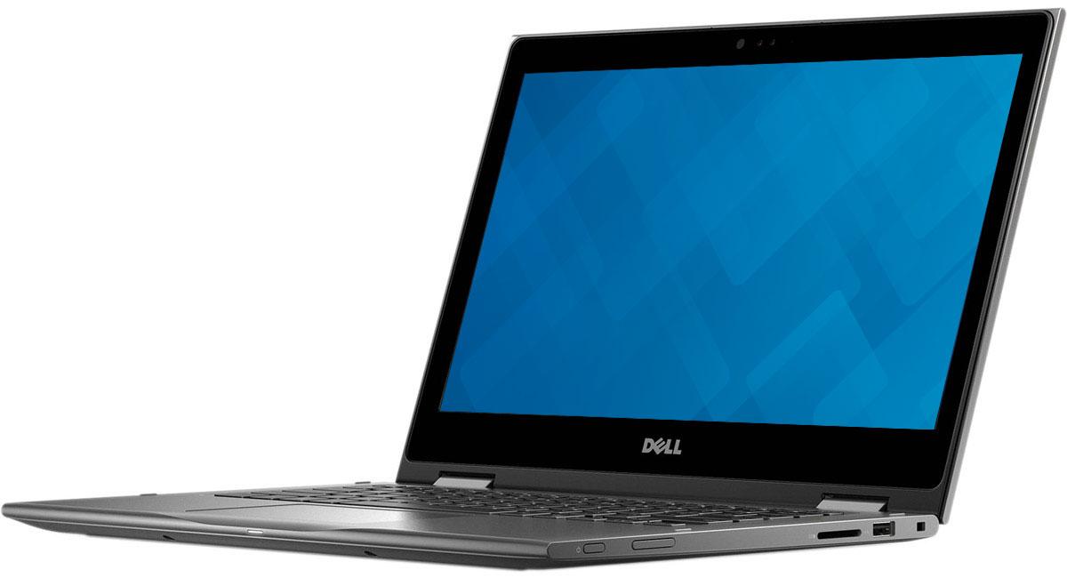 Dell Inspiron 5378 (2063), Grey5378-2063Ноутбук 2 в 1 Dell Inspiron 5378 выполнен в привлекательном дизайне и оснащается сенсорным дисплеем формата Full HD (1920 x 1080 точек) с широкими углами обзора. Ноутбук обеспечивает широкую функциональность и удобные опции.Возможность поворота на 360 градусов позволяет использовать ноутбук в четырех режимах. Это режим ноутбука для работы с документами, режим презентации для выступлений перед аудиторией, режим стенда для потоковой передачи фильмов и режим планшета для общения в социальных сетях.Инфракрасная камера с поддержкой технологии Windows Hello позволяет отказаться от пароля и входить в свою учетную запись посредством распознавания лица пользователя, а клавиатура с подсветкой позволяет комфортно работать в условиях недостаточной освещенности.ПО для управления звуком Waves MaxxAudio Pro повышает качество воспроизведения мультимедиа, а беспроводное соединение стандарта IEEE 802.11ac с большим диапазоном и высоким быстродействием позволяет быстро и удобно просматривать веб-страницы, использовать потоковую передачу контента и общаться по видеочату.Система обладает малым весом (около 1,71 кг) и компактными размерами. Это делает устройство идеальным для ежедневных поездок.Точные характеристики зависят от модификации.Ноутбук сертифицирован EAC и имеет русифицированную клавиатуру и Руководство пользователя.