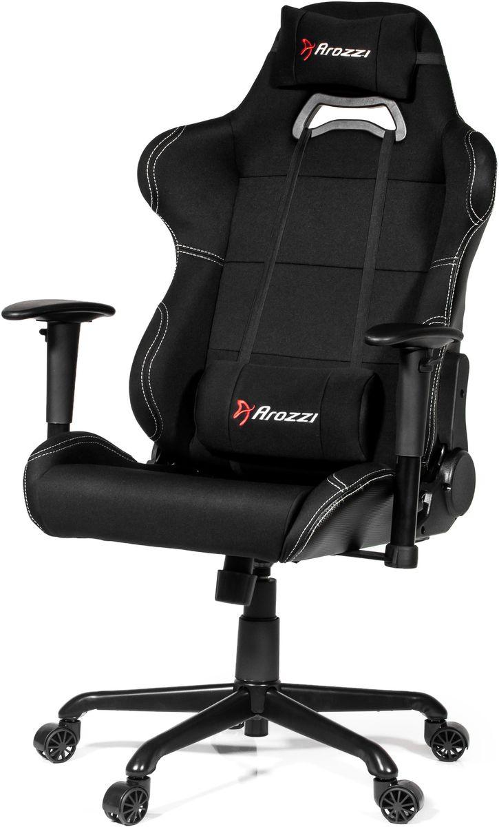 Arozzi Torretta XL-Fabric, Black игровое кресло