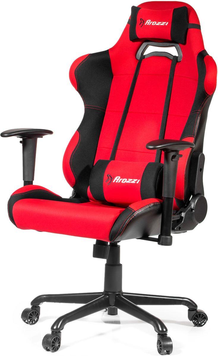 Arozzi Torretta XL-Fabric, Red игровое креслоTORRETTA-XLF-RD