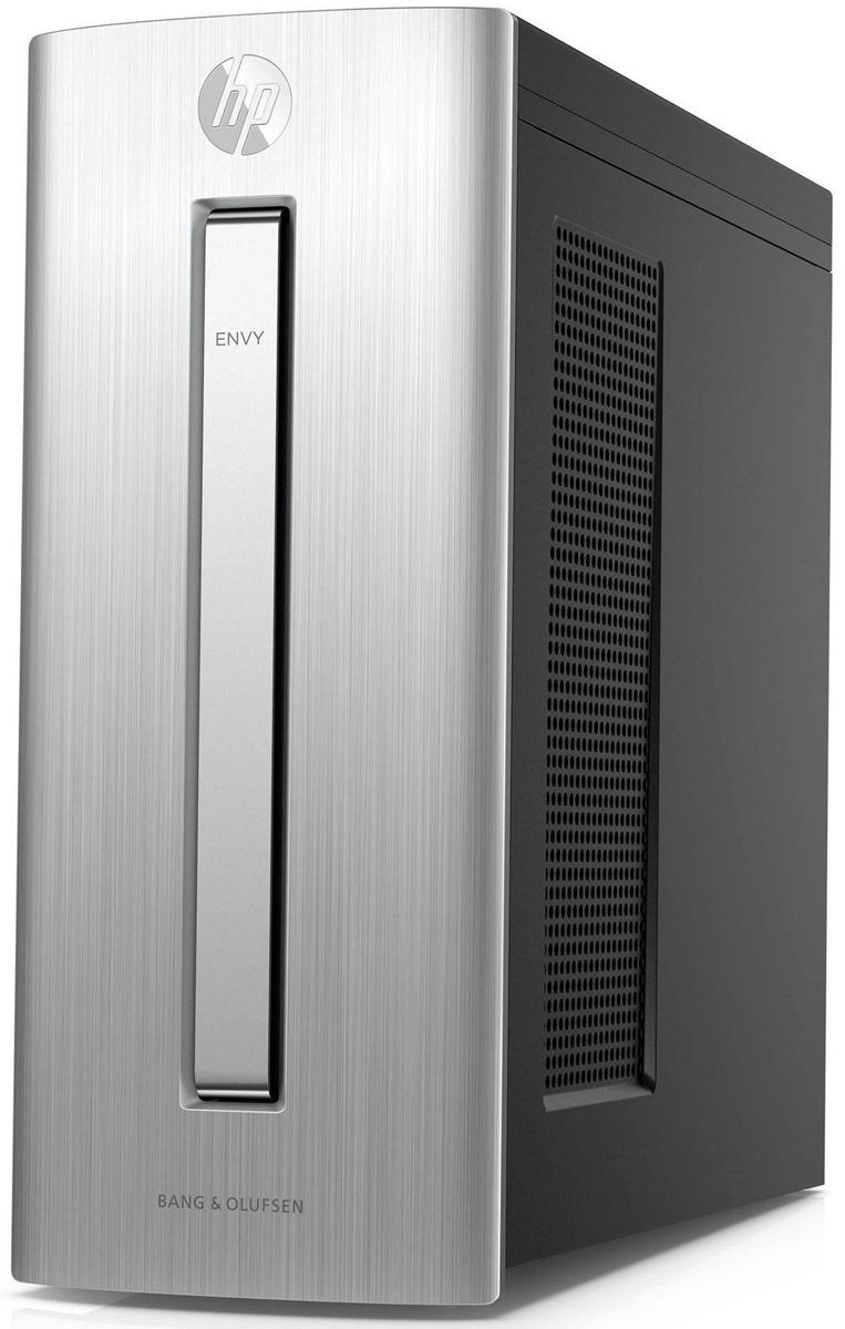 HP Envy 750-353ur настольный компьютерX1A86EAHP Envy 750-353ur - высокопроизводительный компьютер, снабжённый четырёхъядерным процессором Intel Core i5 6-го поколения и оперативной памятью DDR3 с возможностью расширения до 16 Гб.Оптимизированная система охлаждения с большим количеством вентиляционных решёток не допускает перегрева внутренних компонентов даже при длительной работе в режиме максимальных нагрузок. Кроме того, в полноразмерном корпусе могут поместиться дополнительные кулеры, обеспечивающие стабильное функционирование комплектующих при разгоне.Для хранения данных предусмотрен вместительный винчестер объемом в 2 ТБ. Но даже если ему будет не под силу удовлетворить ваши запросы - нет проблем, вы всегда можете прибегнуть к помощи карты памяти или же внешнего накопителя (порты USB 3.0 поспособствуют более высокой скорости передачи данных).Вся вышеперечисленная начинка установлена в эффектный с виду корпус формата Mini Tower. К тому же, ПК поставляется с предустановленной ОС в лице Microsoft Windows 10 Домашняя.Точные характеристики зависят от модификации.Компьютер сертифицирован EAC и имеет русифицированную клавиатуру и Руководство пользователя